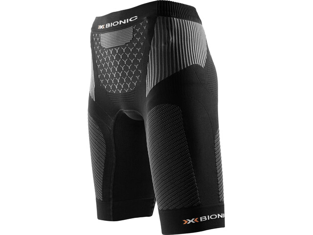 X-Bionic Running Twyce OW Big Pocket Short Pants Women Black/Anthracite